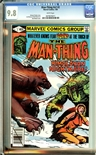 Man-Thing (Vol 2) #2