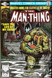 Man-Thing (Vol 2) #9