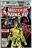 Master of Kung Fu #109
