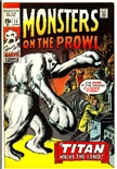 Monsters on the Prowl #11