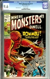 Where Monsters Dwell #7