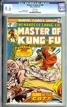 Master of Kung Fu #38