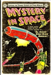 Mystery in Space #19