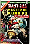 Master of Kung Fu Giant-Size #2