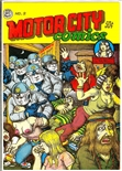 Motor City Comics #2