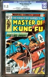 Master of Kung Fu #57