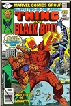 Marvel Two-in-One Annual #4