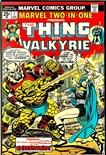 Marvel Two-In-One #7