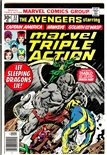 Marvel Triple Action #33