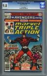 Marvel Triple Action #35