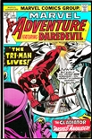 Marvel Adventures Starring Daredevil #1