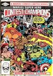 Marvel Super Hero Contest of Champions #1