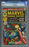 Marvel Double Feature #13