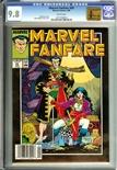 Marvel Fanfare #43