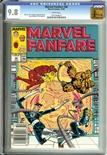 Marvel Fanfare #46