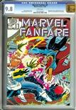 Marvel Fanfare #5