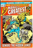 Marvel's Greatest Comics #34
