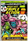 Marvel Triple Action #17