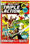 Marvel Triple Action #3