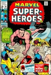 Marvel Super-Heroes #25