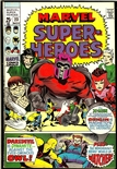 Marvel Super-Heroes #23