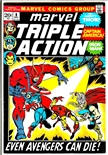 Marvel Triple Action #8