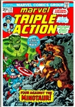Marvel Triple Action #11