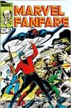 Marvel Fanfare #16