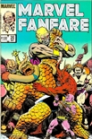 Marvel Fanfare #20