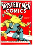 Mystery Men Comics #20