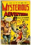 Mysterious Adventures #1