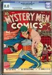 Mystery Men Comics #3