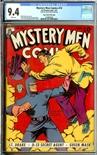 Mystery Men Comics #18