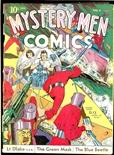 Mystery Men Comics #6