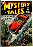 Mystery Tales #22
