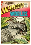 Mysteries of Unexplored Worlds #1