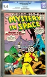 Mystery in Space #96