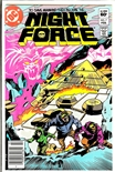 Night Force #7