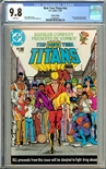New Teen Titans (Keebler) #1