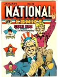 National Comics #19