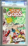 New Gods (Vol 2) #3