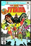 New Teen Titans #1