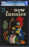 New Funnies #254