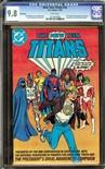 New Teen Titans (Drug Awareness) #1