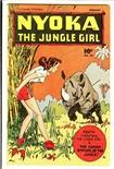 Nyoka the Jungle Girl #28