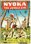 Nyoka the Jungle Girl #17