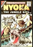 Nyoka the Jungle Girl #16