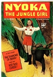 Nyoka the Jungle Girl #39