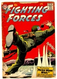 Our Fighting Forces #32