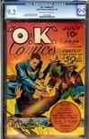 O.K. Comics #1